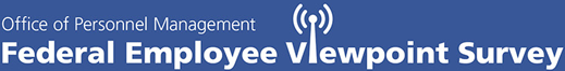 Logo for federal employee viewpoint survey